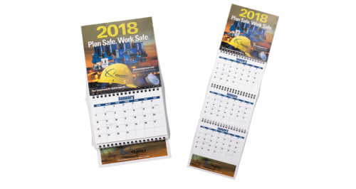 Calendar Mingo Press Workplace Printing